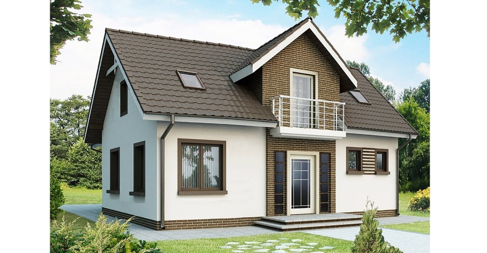 Каркасные дома - строительство в Гродно